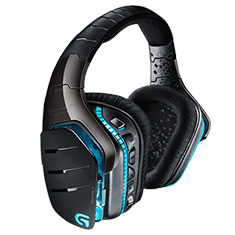 Logitech G933 Artemis Spectrum RGB Wireless 7.1 Gaming Headset