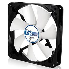 Arctic Cooling 140mm F14 PWM Fan