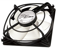 Arctic Cooling F12 Pro 120mm Case Fan