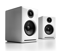 Audioengine 2+ Powered Speakers White