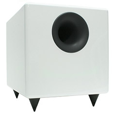 Audioengine S8 Powered Subwoofer White