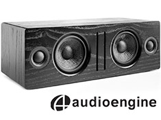 Audioengine B2 Bluetooth Speaker Black Ash