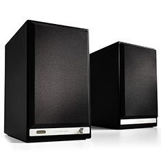 Audioengine HD6 Premium Powered Speakers Black
