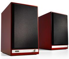 Audioengine HD6 Premium Powered Speakers Cherry