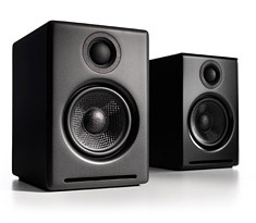 Audioengine 2+ Powered Speakers Black