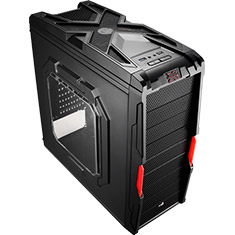 Aerocool Strike-X Coupe Mid Tower Gaming Case