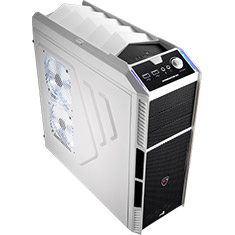 Aerocool Xpredator X1 Mid Tower Case White