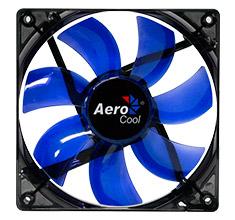Aerocool Lightning 120mm Blue LED Fan
