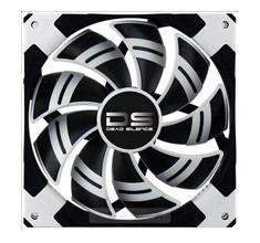 Aerocool DS Fan 120mm White LED Fan