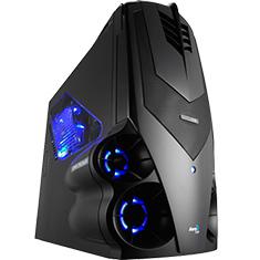 Aerocool Syclone II Black Case USB 3.0