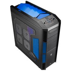 Aerocool X-Predator Case Evil Blue Edition