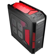 Aerocool X-Predator Case Devil Red Edition