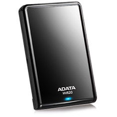 ADATA HV620 1TB 2.5in USB 3.0 External HDD Black