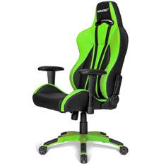 AK-Racing Premium Plus Office/Gaming Chair Green