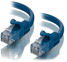 Alogic Cat6 Network Cable 1m Blue