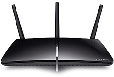 TP-Link Archer D7 AC1750 Wireless Dual Band ADSL2+ Modem Router