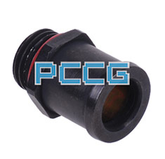 Aqua Tuning 13mm Perfect Seal Barbed Fitting Matte Black