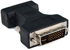 Astrotek DVI-I Male to VGA Female Video Adapter