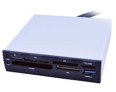 Astrotek V-301 3.5in Internal USB 3.0 Card Reader