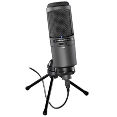 Audio-Technica ATH-AT2020USBi Cardioid Condenser USB Microphone
