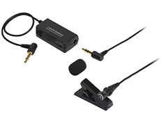Audio-Technica ATH-AT9903 Clip On Microphone