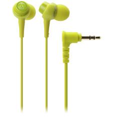Audio-Technica ATH-CKL203 In Ear Headphones Light Green