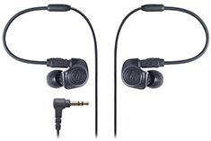 Audio Technica ATH-IM50 In-Ear Monitor Headphones