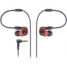 Audio-Technica AT-ATH-IM70 Inner Ear Headphones