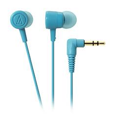 Audio-Technica ATH-CKL220 DIP In Ear Headphones Light Blue