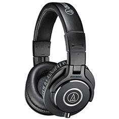 Audio-Technica ATH-M40X Professional Studio Headphones