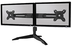 Aavara DS200 Dual 15-24 Inch Monitor Stand