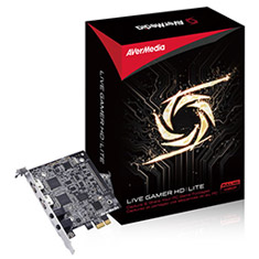 AverMedia C985E Live Gamer HD Lite Capture Card