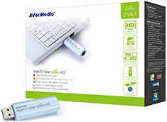 AVerMedia AVerTV A867R Volar Green HD