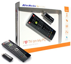 AVerMedia A867R AVerTV Volar HD Nano