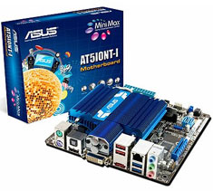 ASUS AT5IONT-I Mini ITX Motherboard