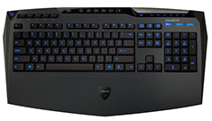 Gigabyte K8100 Aivia Gaming Keyboard V2 Black