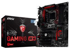 MSI B150 Gaming M3 Motherboard
