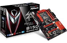 ASRock Fatal1ty B150 Gaming K4 Motherboard