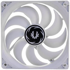 BitFenix Spectre White 140mm PWM Non-LED Fan