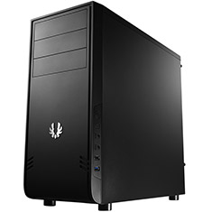 BitFenix Comrade Case Black with Window
