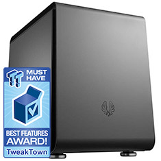 BitFenix Phenom Mini ITX Case Black