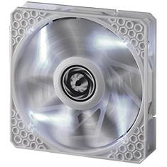 BitFenix Spectre Pro 120mm White Frame White LED Fan