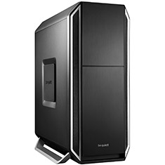 Be Quiet! Silent Base 800 Case Silver
