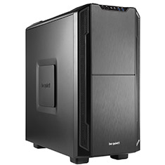 Be Quiet! Silent Base 600 Case Black