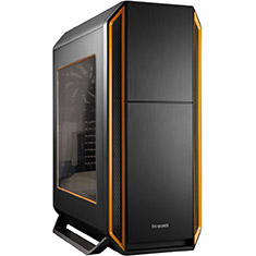 Be Quiet! Silent Base 800 Case with Window Orange