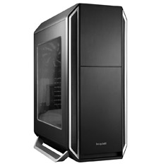be quiet! Silent Base 800 Case with Window Silver