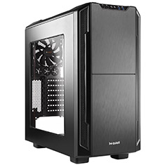 Be Quiet! Silent Base 600 Case with Window Black