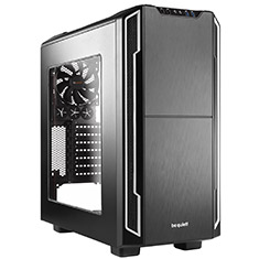 Be Quiet! Silent Base 600 Case with Window Silver