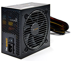 Be Quiet! Pure Power L8 500W Power Supply