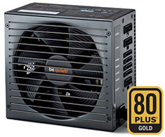 Be Quiet! Straight Power 10 600W CM Power Supply